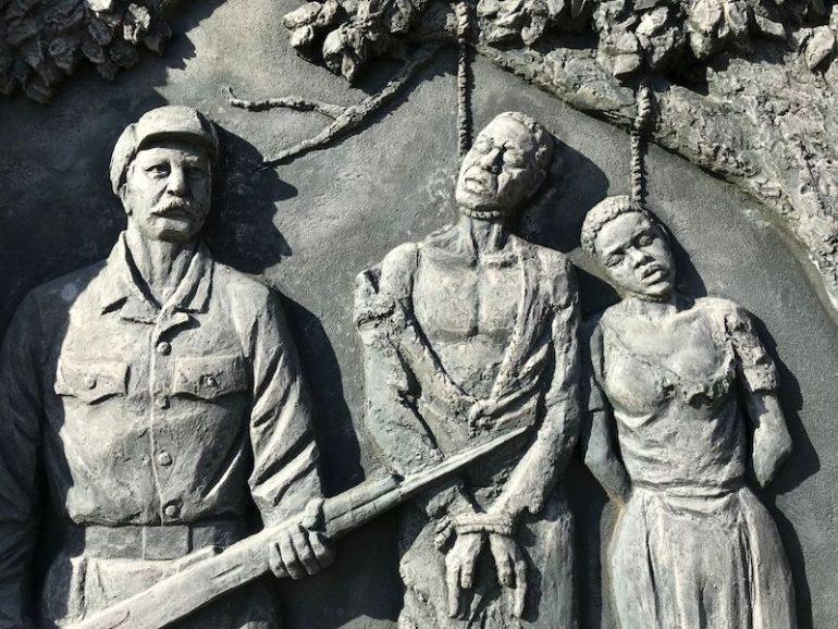 genocidio Namibia