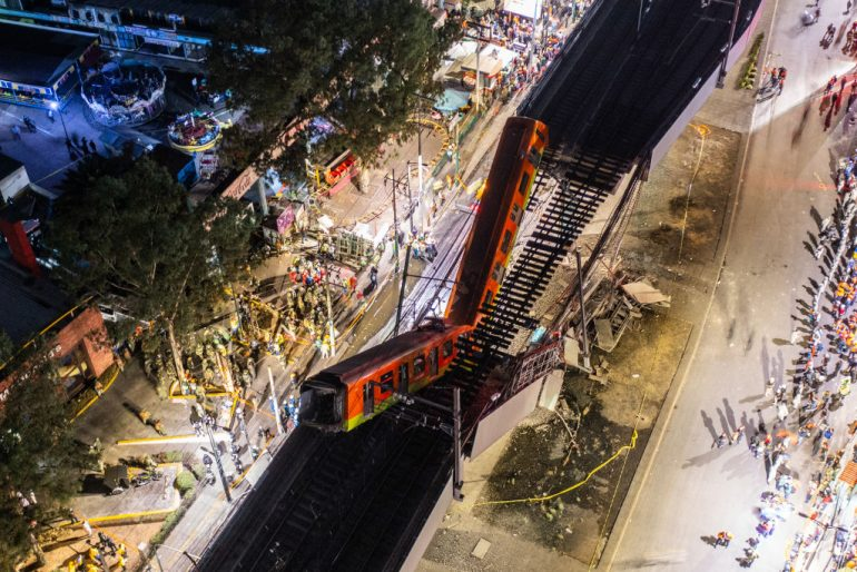 Línea 12 Metro CDMX