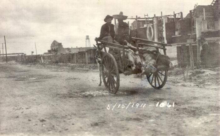 matanza de chinos Torreón
