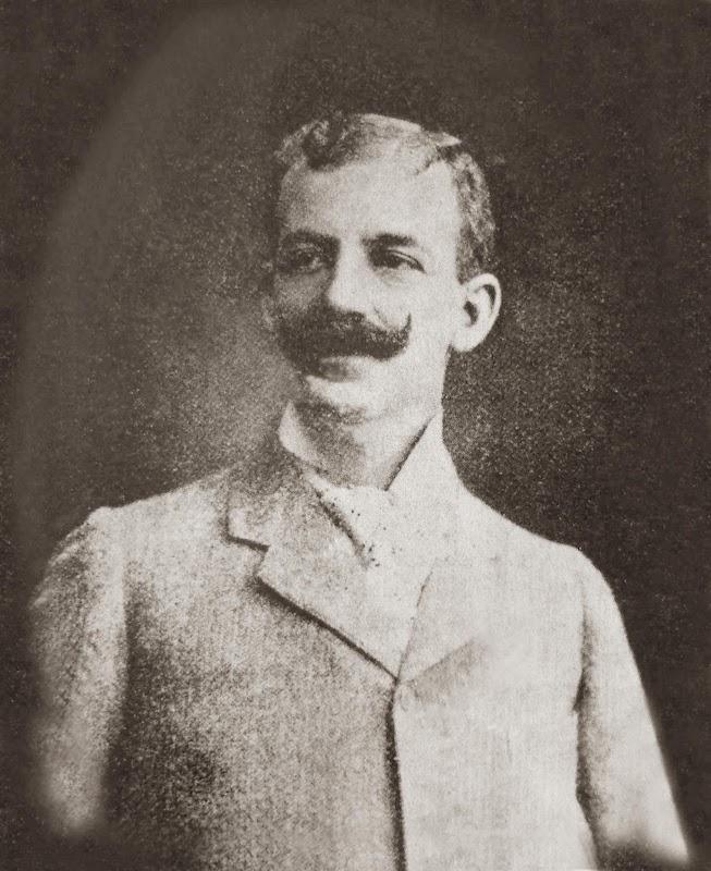Retrato de Ignacio de la Torre y Mier hacia 1900