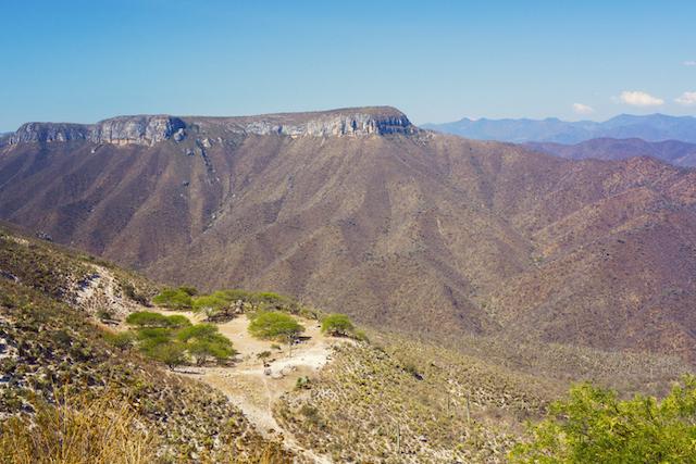 Cueva Coxcatlán América