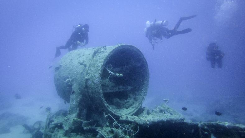 tren submarino