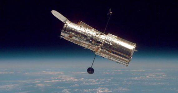 Hubble telescopio espacial