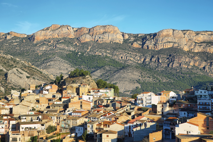 Linya homo sapiens encontrada en España