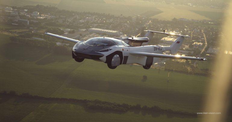 aircar auto volador