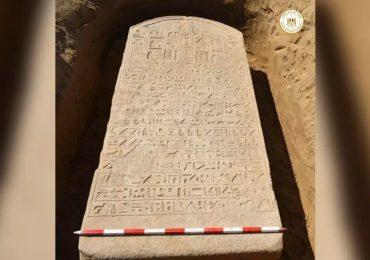 estela faraónica