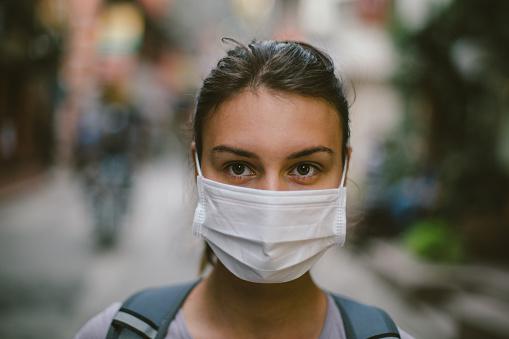 influenza cubrebocas