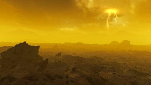 vida en Venus