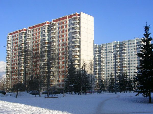 Olympics Moscow