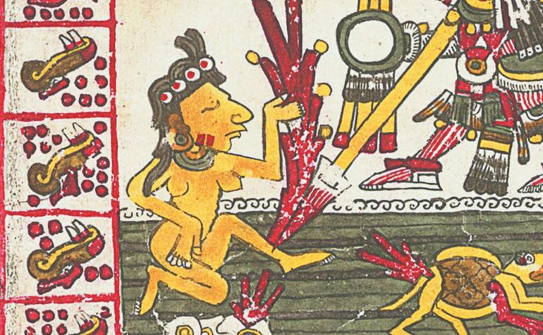 dioses mexicas