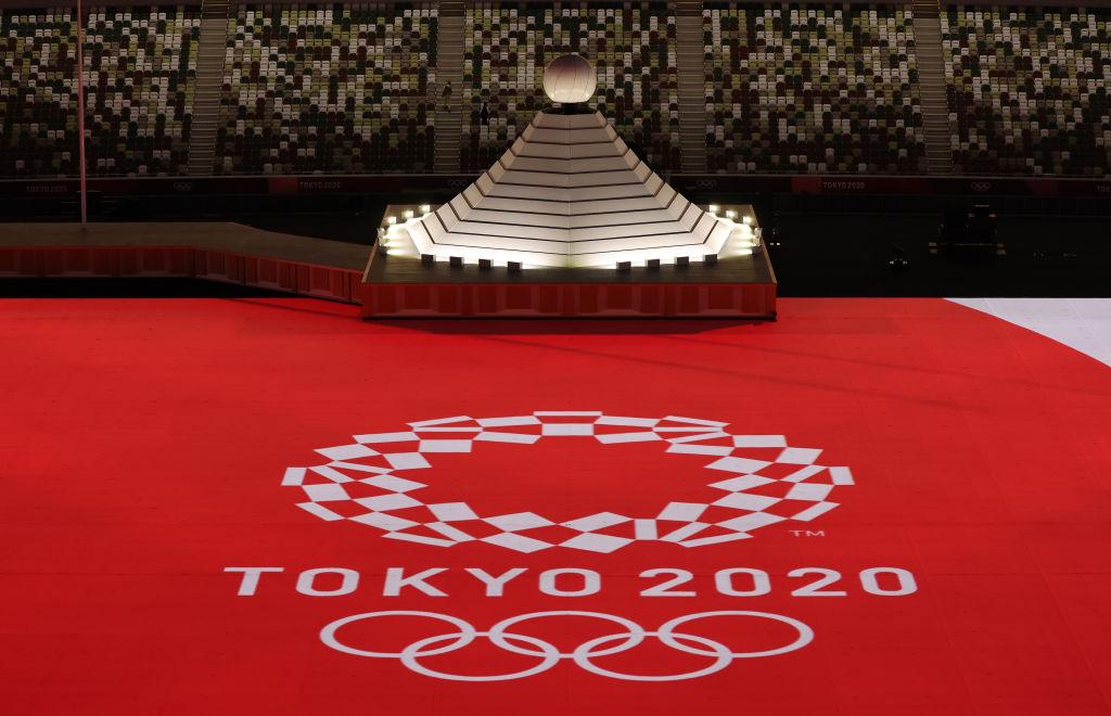 Ceremonia de apertura Tokio 2020