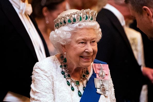 Queen isabel II