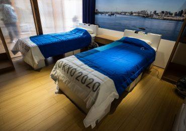 camas antisexo Tokio 2020