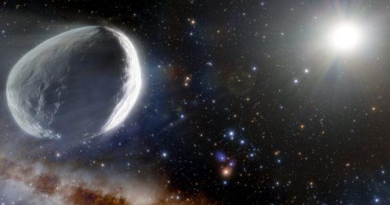 Cometa gigante