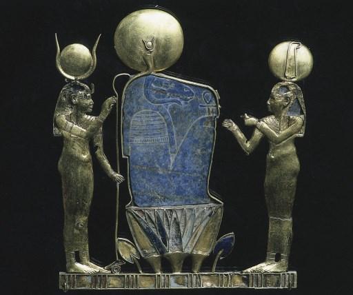 amuleto de Hathor