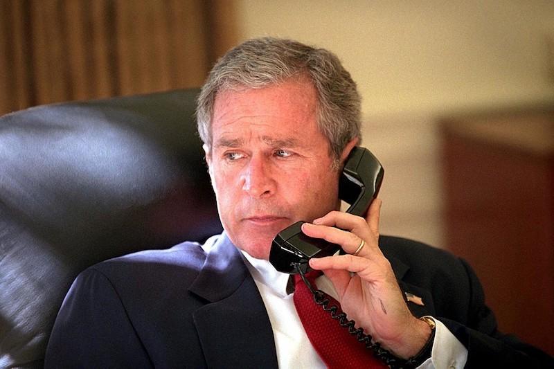 Afganistán Bush