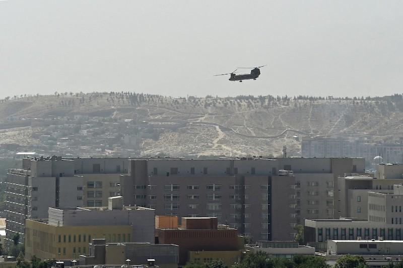 Afganistán tropas Estados Unidos