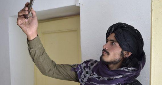 Afganistán Facebook