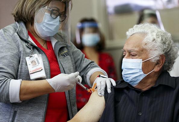 COVID-19 enfermera antivacunas