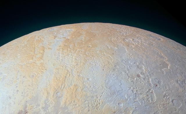 Plutón planeta