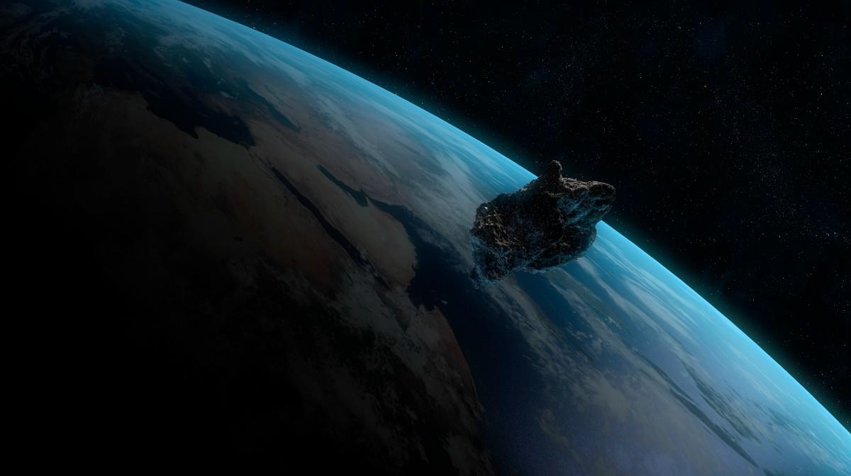Un asteroide peligroso se dirige a la Tierra