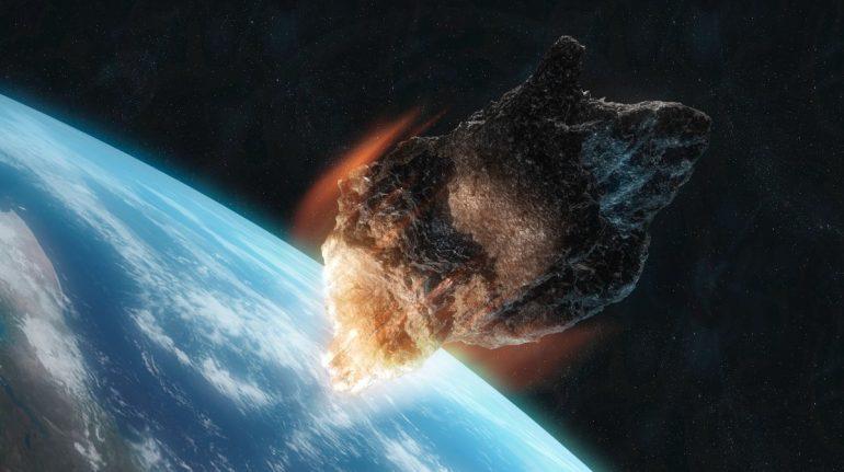 Asteroide peligroso se dirige hacia la Tierra