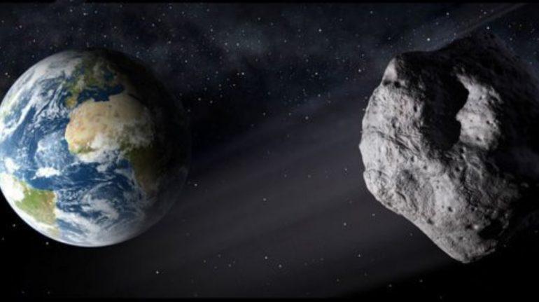 Asteroide 2015 TB145 pasa cerca de la tierra