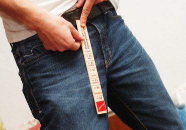 Cuánto mide un pene promedio