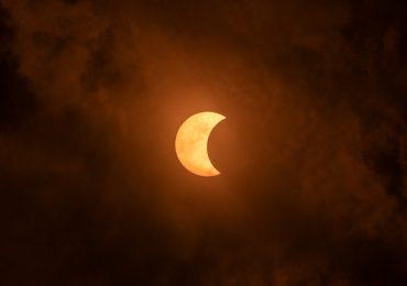eclipse parcial de sol