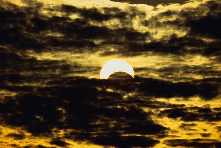 eclipse parcial de sol donde verlo
