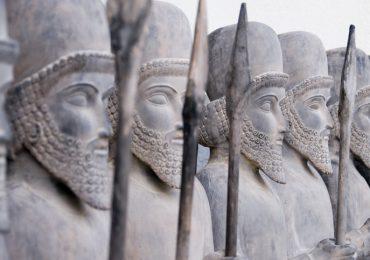ejército persa desaparecido en desierto egipcio