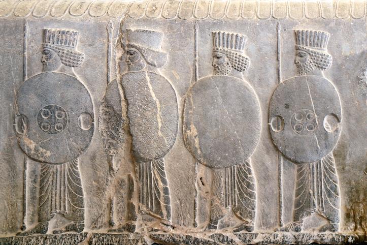 ejército persa que desapareció en desierto de egipto