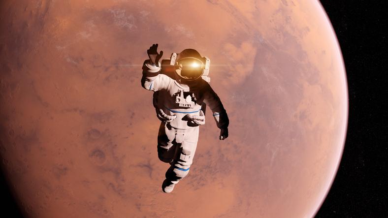 esto pasa si un astronauta se pierde en el espacio