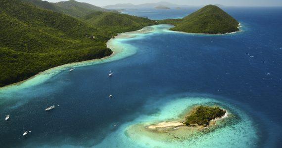 extrano zumbido en el mar caribe