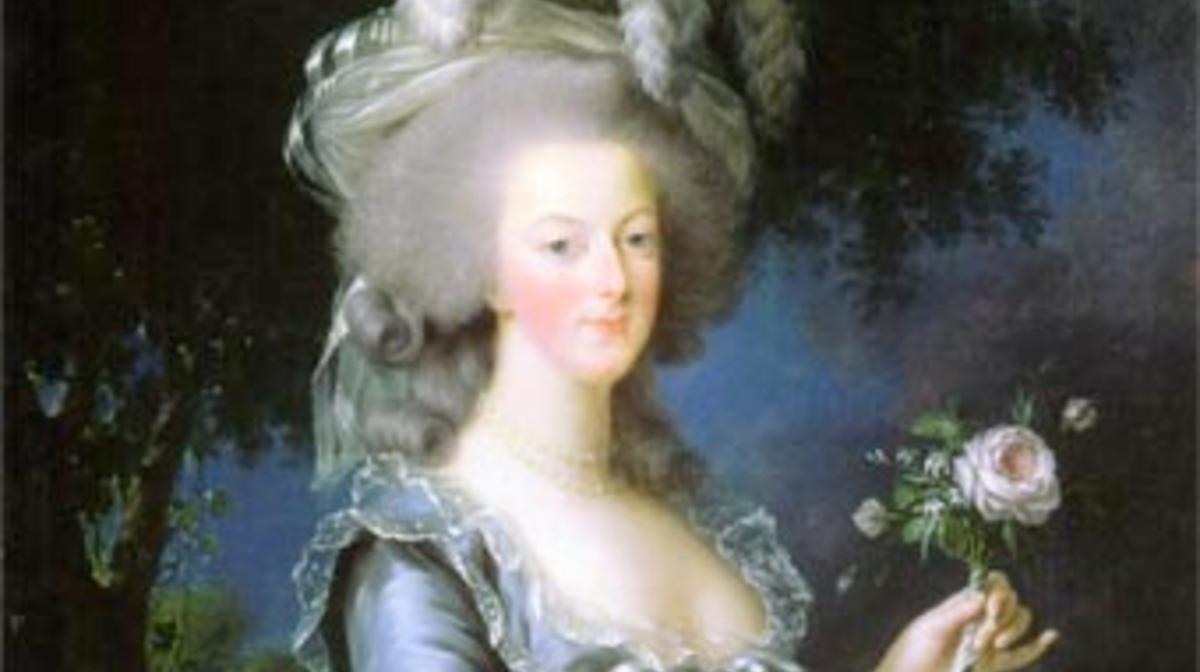 Maria Antonieta y su relación con el diamante Hope
