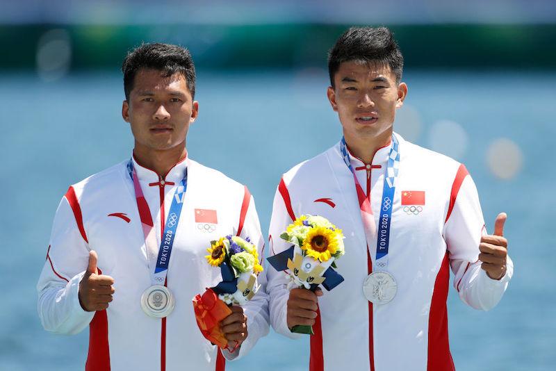 athletes china medals