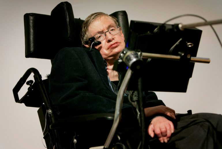 Predicciones de Stephen Hawking