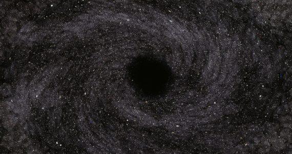 que es un agujero negro