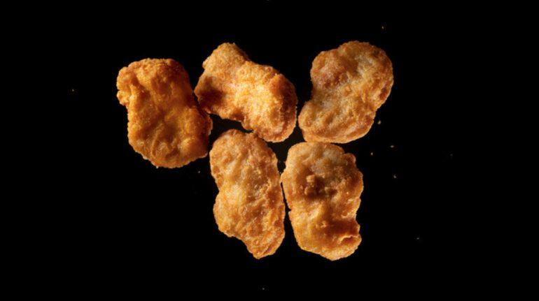 De qué están hechos los nuggets de pollo