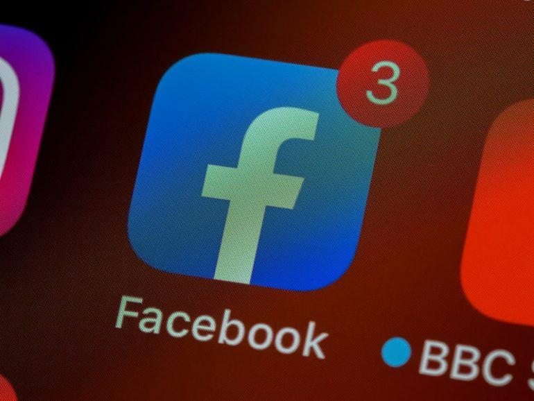 Facebook apagón