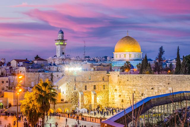 Jerusalén terremoto