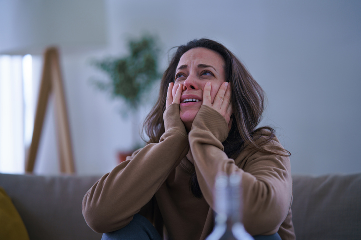 traumas pasados síntomas de una persona deprimida