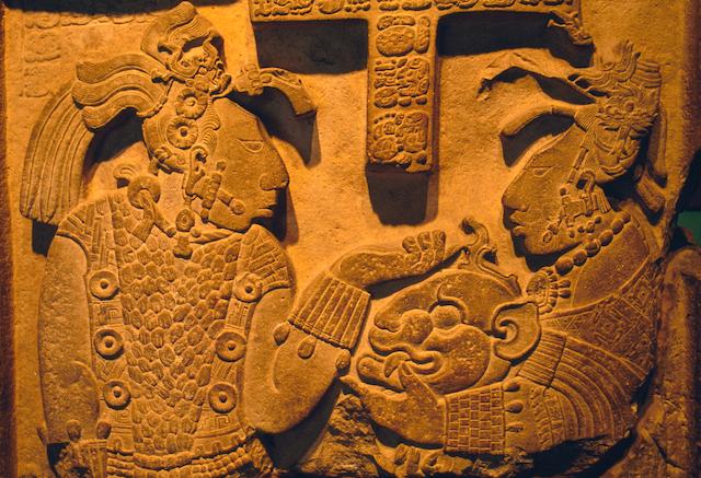 bestias mayas