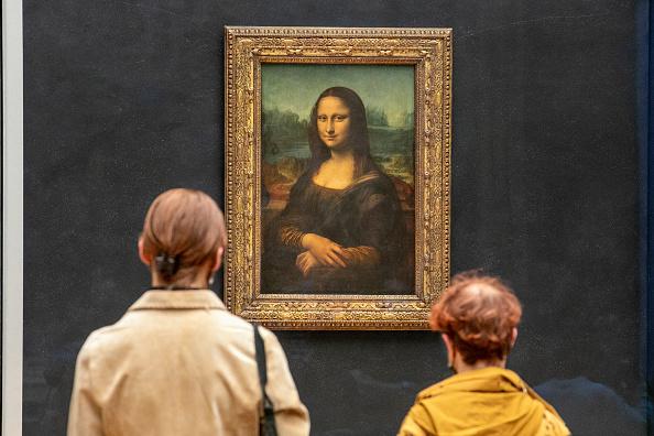 robo Mona Lisa
