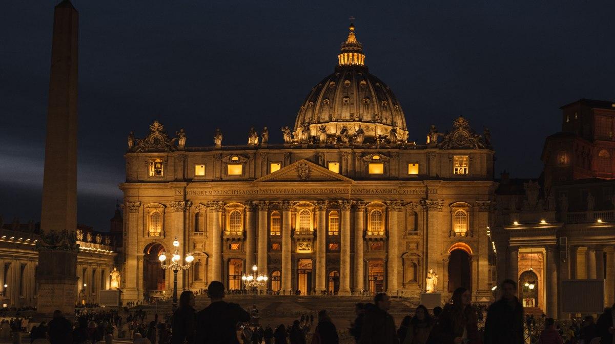 antipapa en el vaticano y la iglesia católica