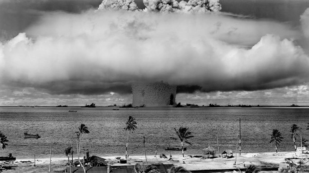 La bomba atómica, entre las predicciones de HG Wells