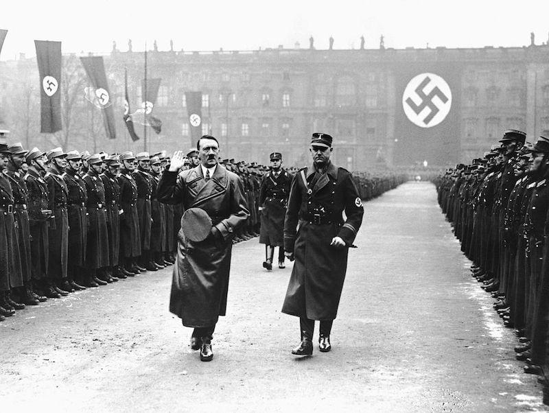 escape nazi ratlines ruta de las ratas