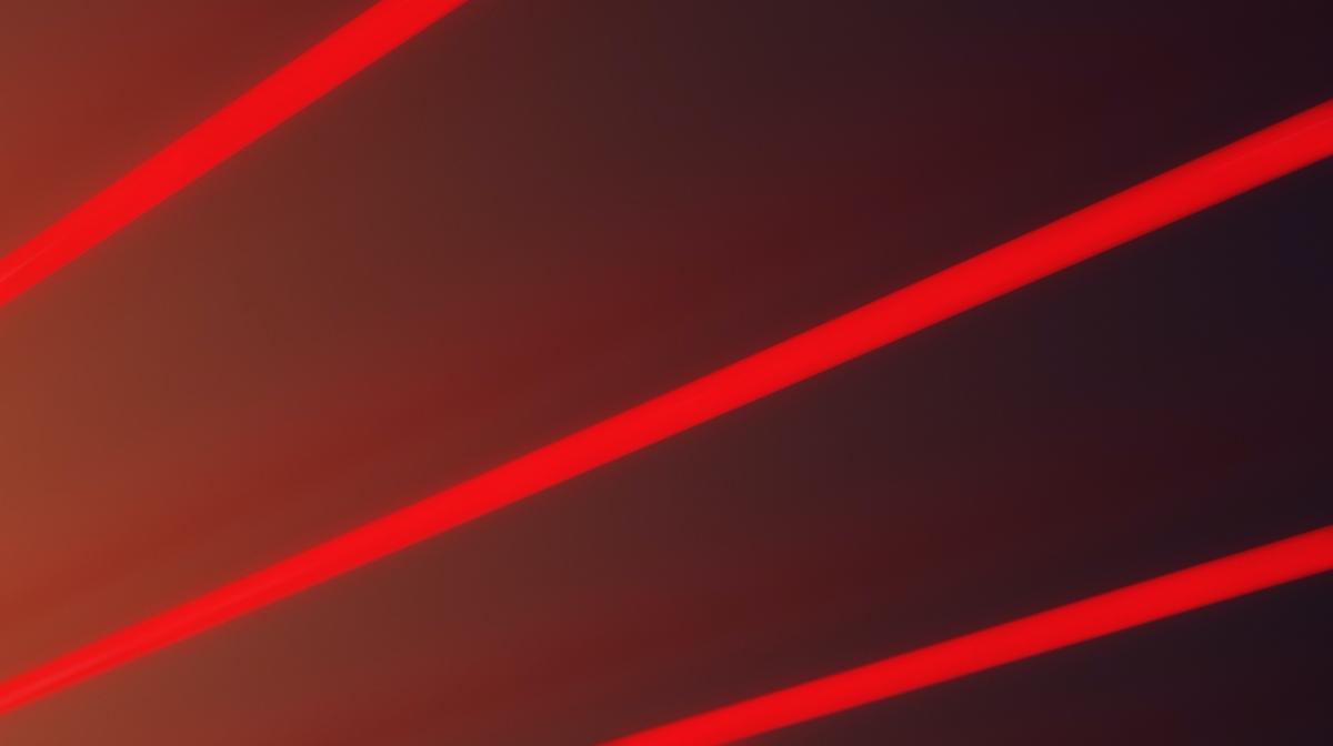 rayo laser en el futuro