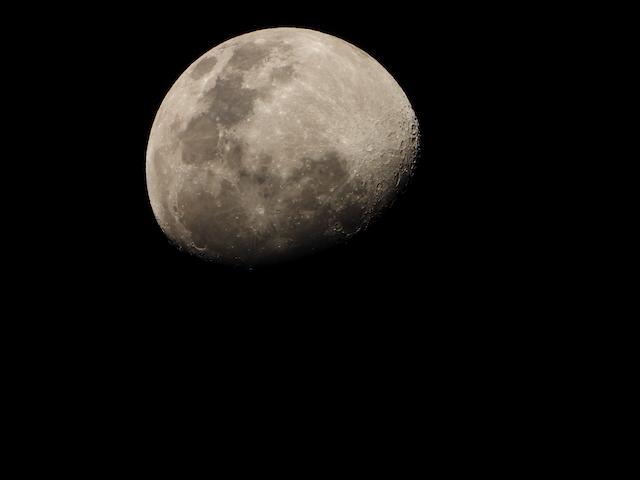 cráteres Luna