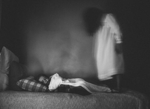 explicación fantasmas